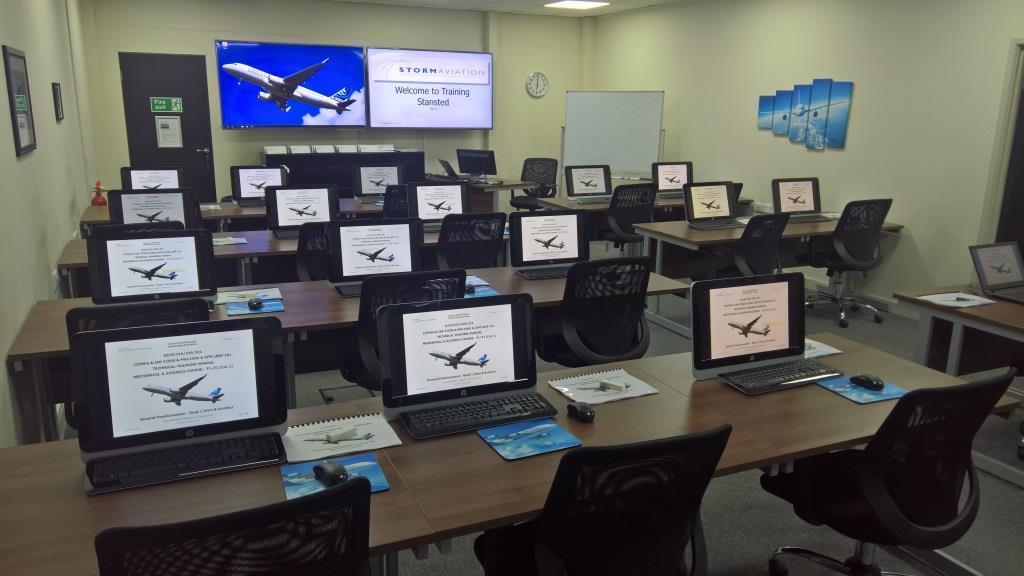 2018 classroom A320